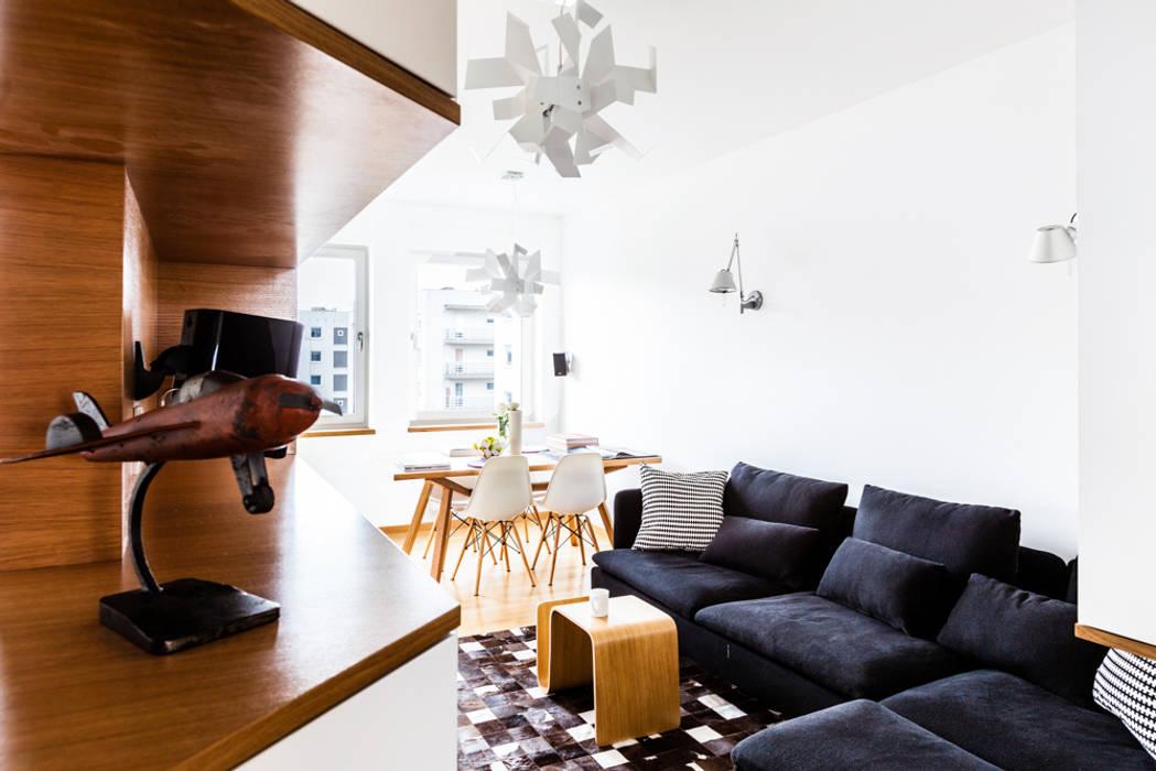 Ayuko Studio Living room White