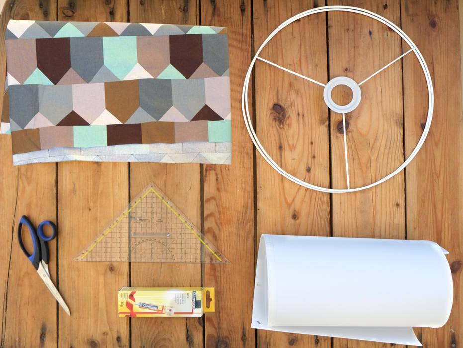 Eine neue lampe fürs schlafzimmer: modern von lybstes ...