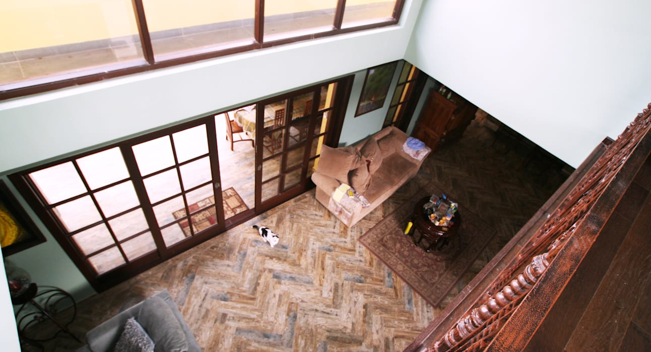 Vide In Woonkamer : Vide woonkamer woonkamer door architectenbureau aerlant cloin bna