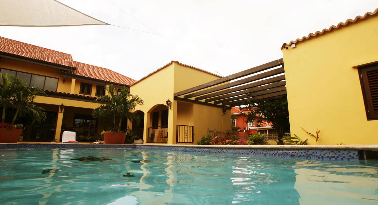 pool:  Zwembad door architectenbureau Aerlant Cloin BNA