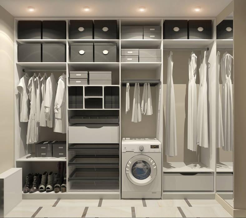 Modern Dressing Room by Aledoconcept Modern
