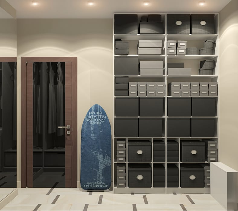 Modern style dressing rooms by Aledoconcept Modern