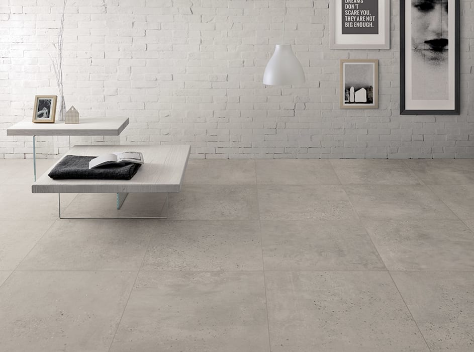 industrial  by homify, Industrial Ceramic