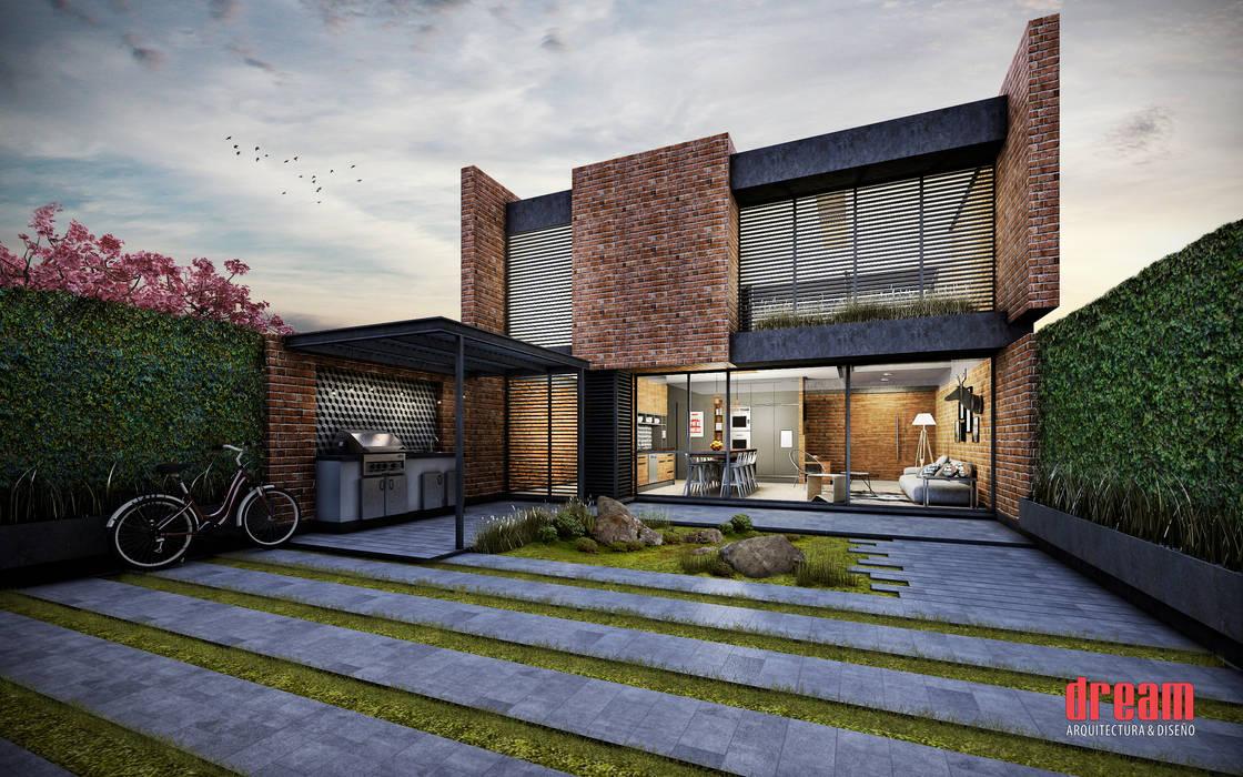Houses by Estudio Meraki            , Eclectic
