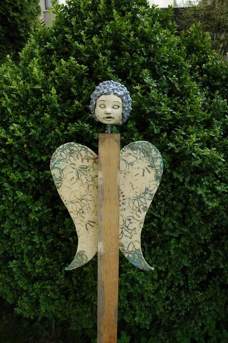 Garten-skulpturen: von kunst und keramik,landhaus keramik ...