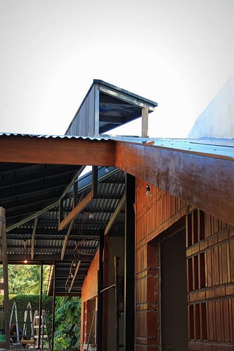 Quincho Adrogué Balcones Y Terrazas Modernos Ideas