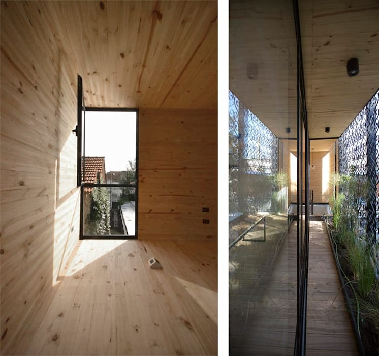 Patios & Decks by AToT, Modern