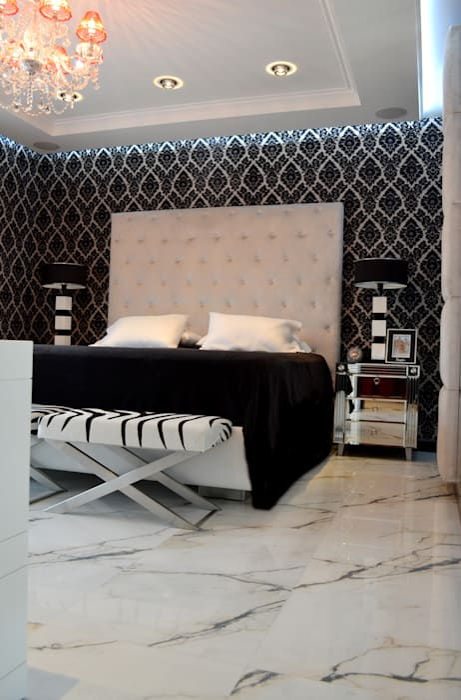 Kamar Tidur oleh Fontenla, Modern