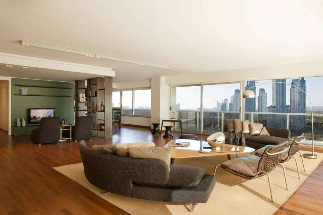 Zencity Salas de estilo moderno de victorialosada Moderno