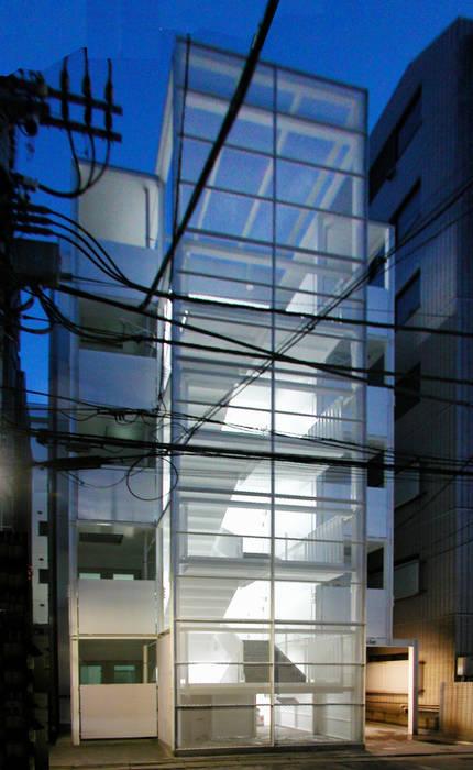 ワンルームマンション1: ユミラ建築設計室が手掛けた家です。,モダン