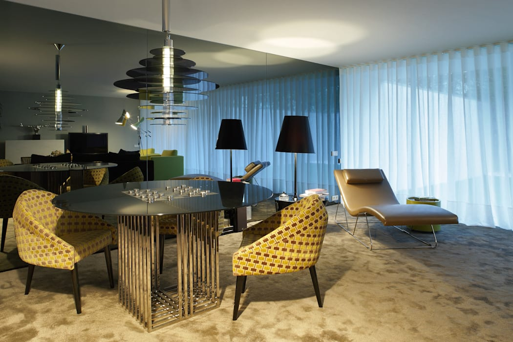 Ruang Keluarga Modern Oleh Susana Camelo Modern