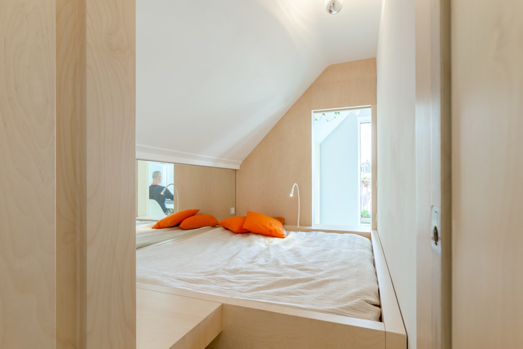 Bureau Fraai Moderne Schlafzimmer