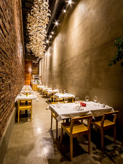 CAPÓ estudio Gastronomía de estilo minimalista