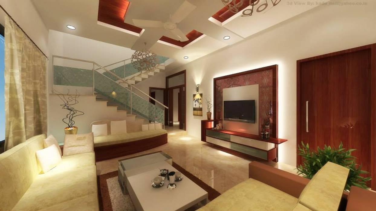 Salas de estilo moderno de MAVERICK Architects Moderno