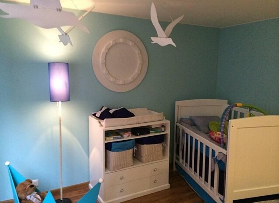 ESTUDIO DUSSAN Modern nursery/kids room