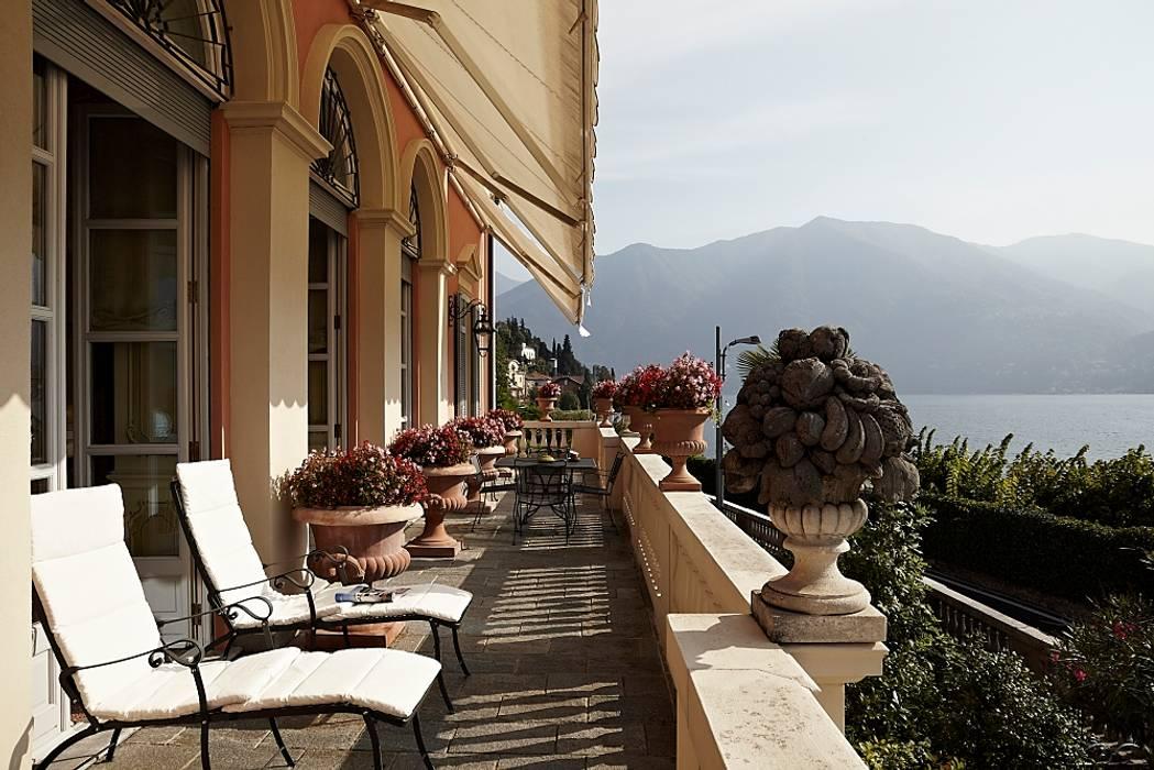 Balcones y terrazas clásicos de Ethnic Chic - Home Couture Clásico