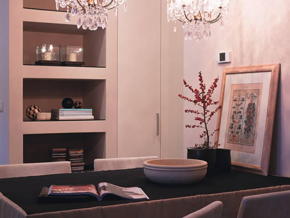 Progetti: soggiorno in stile di massimiliano raggi ...