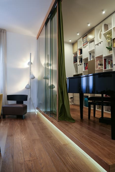 appartamento da sogno in citta\' soggiorno moderno di vanessa ...