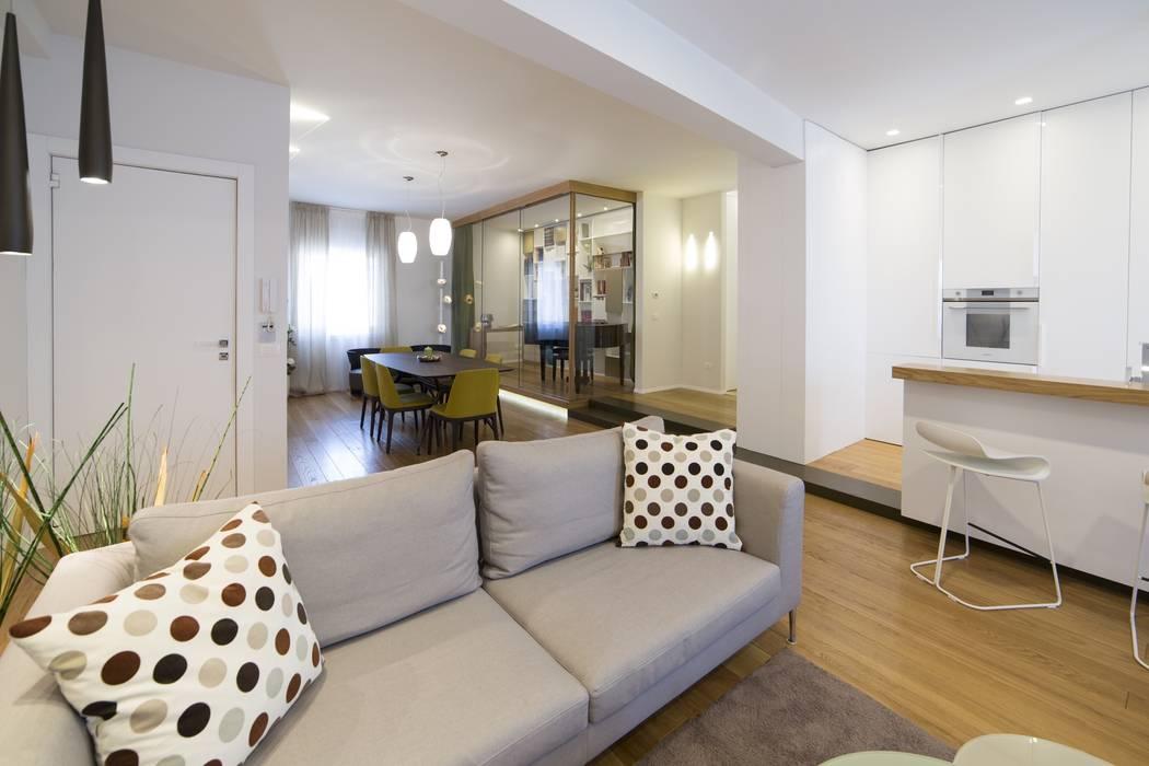 Appartamento da sogno in citta soggiorno in stile di vanessa
