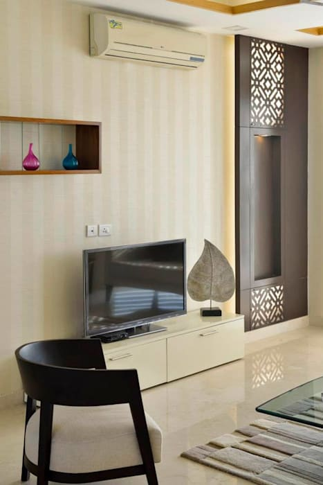 Spaces Architects@ka Modern Living Room