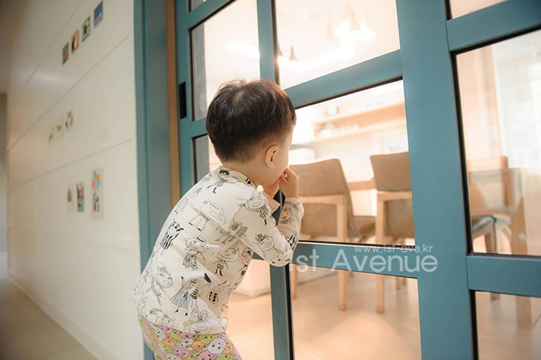 내 아이를 위한 센스있는 고집: 퍼스트애비뉴의  주방