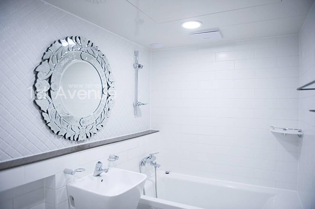 내 아이를 위한 센스있는 고집 모던스타일 욕실 by 퍼스트애비뉴 모던