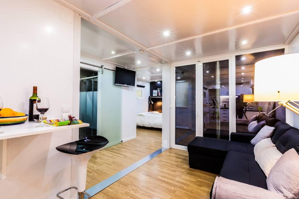 Modulow Twin MoDULoW Salones de estilo moderno