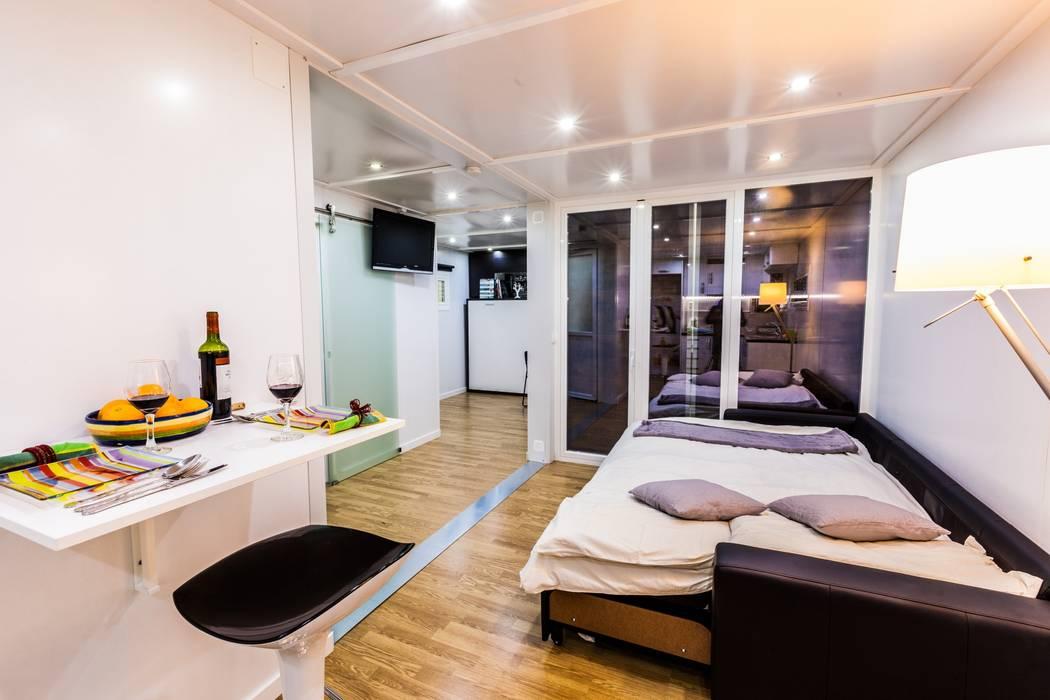 MoDULoW Moderne Wohnzimmer