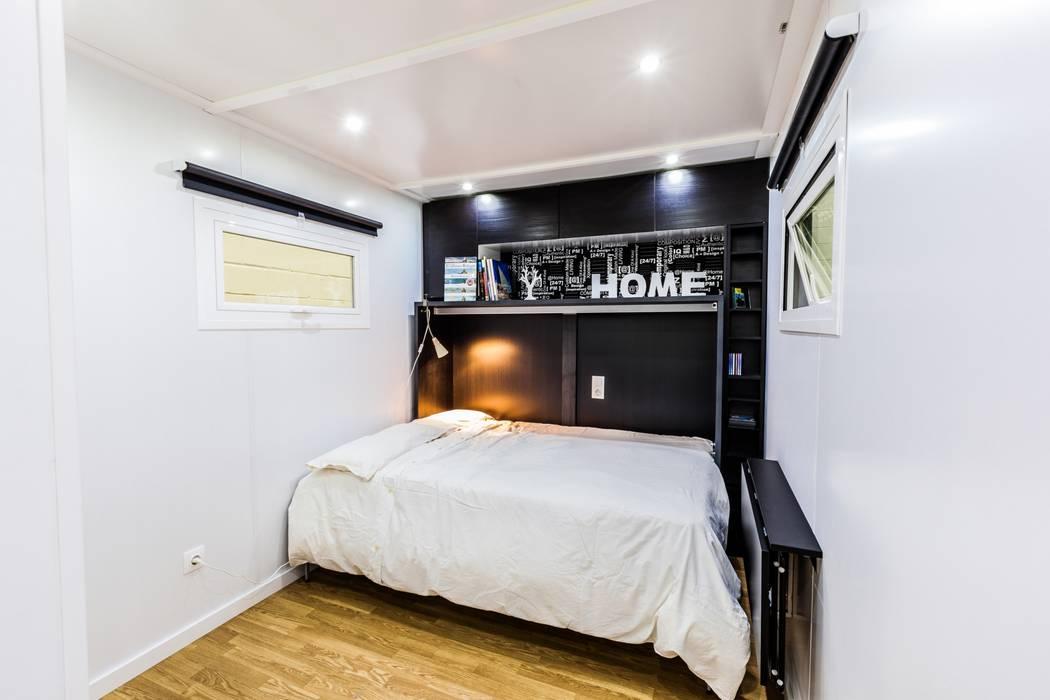 MoDULoW Спальня в стиле модерн