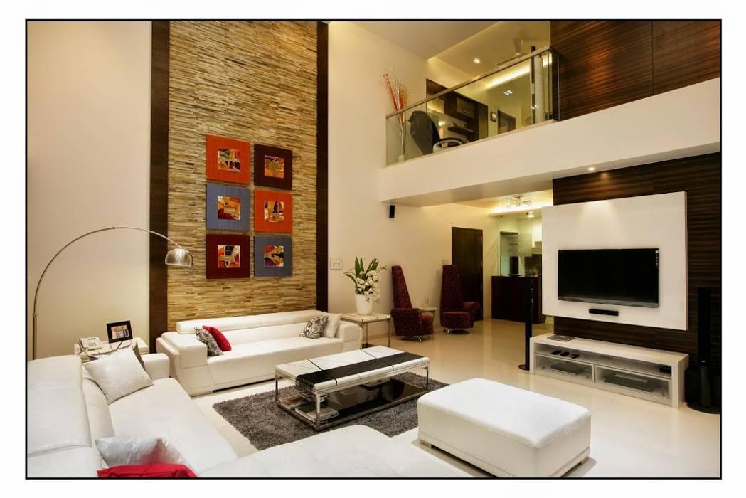 Salas de estilo moderno de Artek-Architects & Interior Designers Moderno