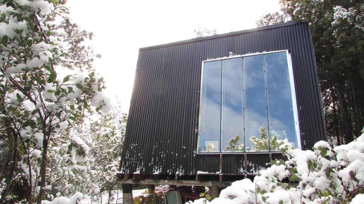 Alpina#1 Casas modernas: Ideas, imágenes y decoración de forma Moderno
