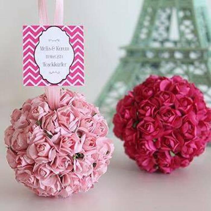 çiçek Modern Sergi Alanları DOLAP SÜSÜ TASARIM Modern