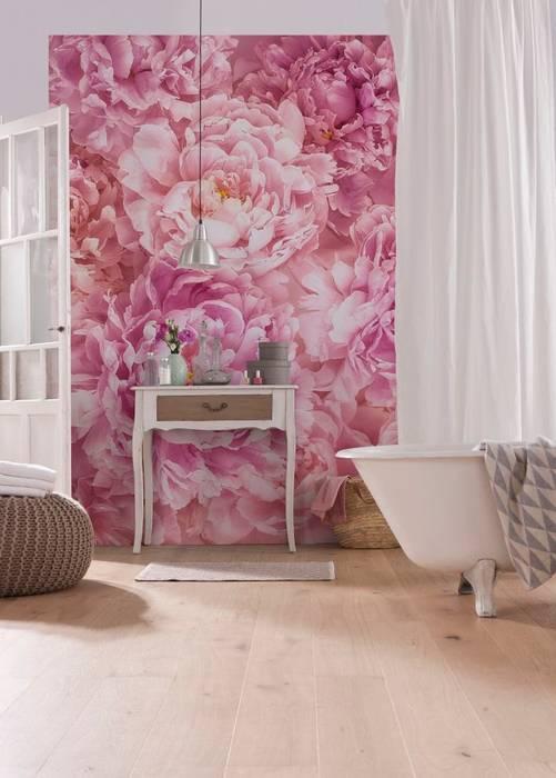 Fotomural para cuarto de baño: Baños de estilo  por DeColor