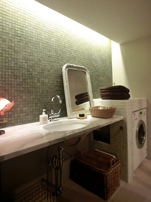 Klassieke badkamers van Mimasis Design/ミメイシス デザイン Klassiek
