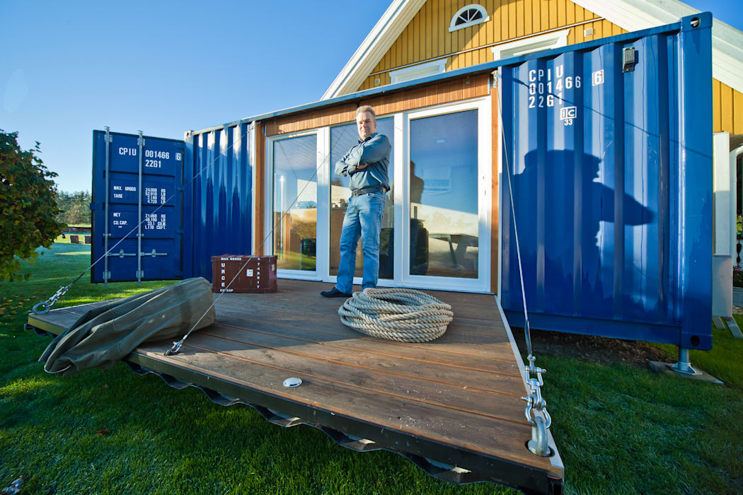 Houses by Stefan Brandt - solare Luftheizsysteme und Warmuftkollektoren, Minimalist