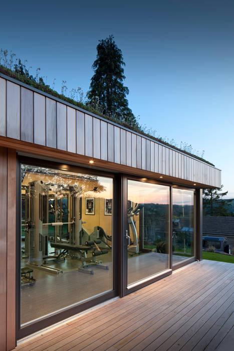 Moderner Fitnessraum von ecospace españa Modern