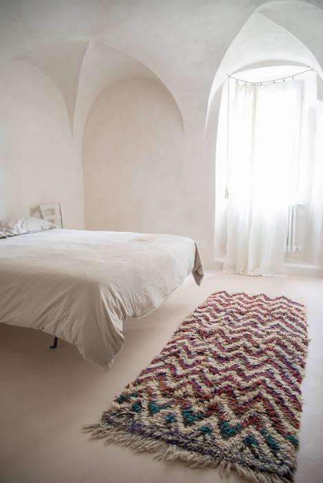Camera da letto al mare: camera da letto in stile di con3studio | homify