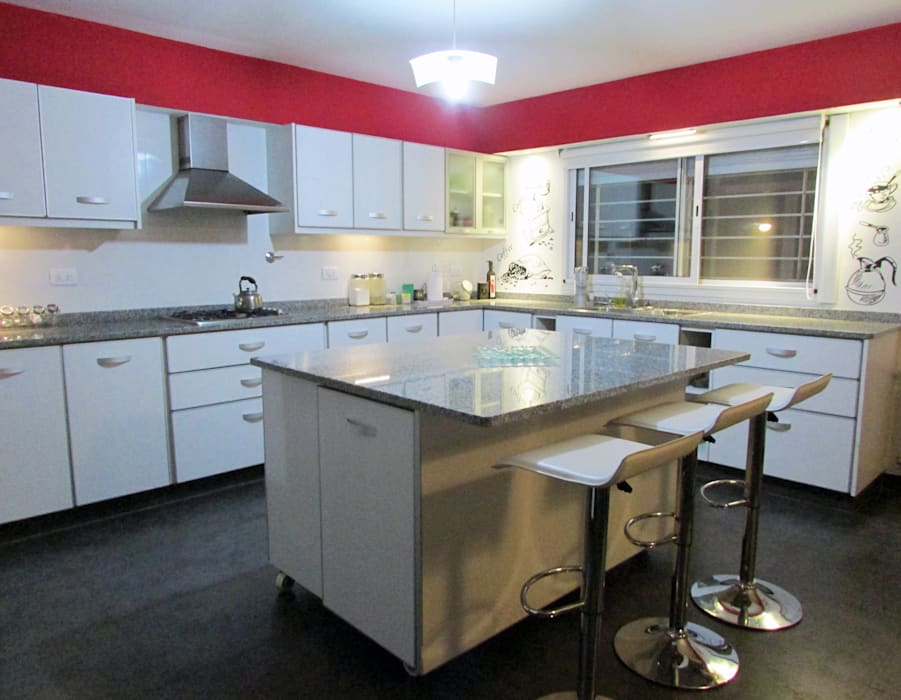 Modern kitchen by G7 Grupo Creativo Modern