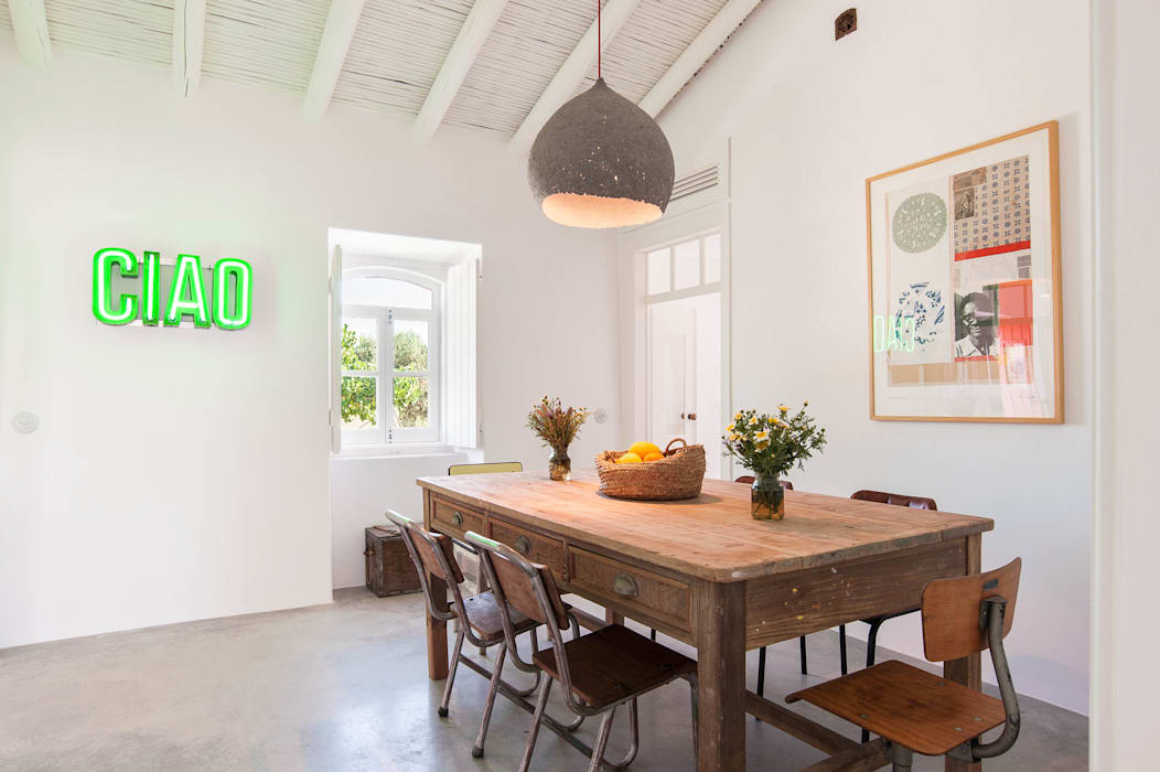 atelier Rua - Arquitectos Mediterranean style house