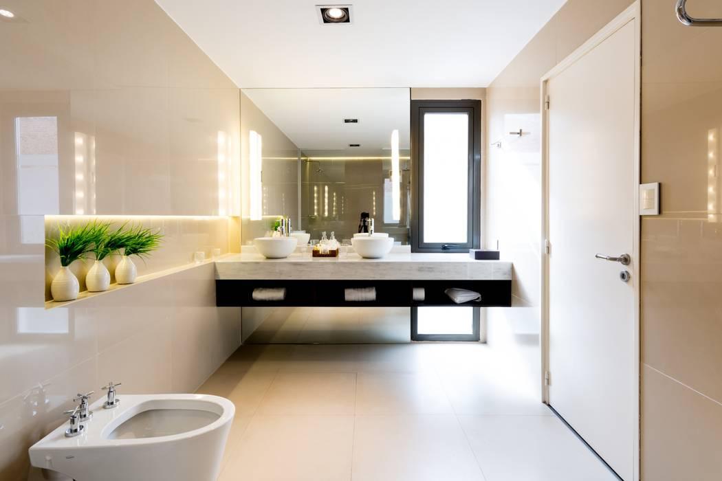 Hoteles de estilo moderno de CAPÓ estudio Moderno