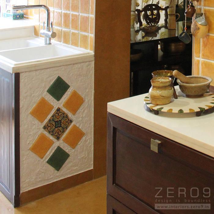 kitchen: country Kitchen by ZERO9