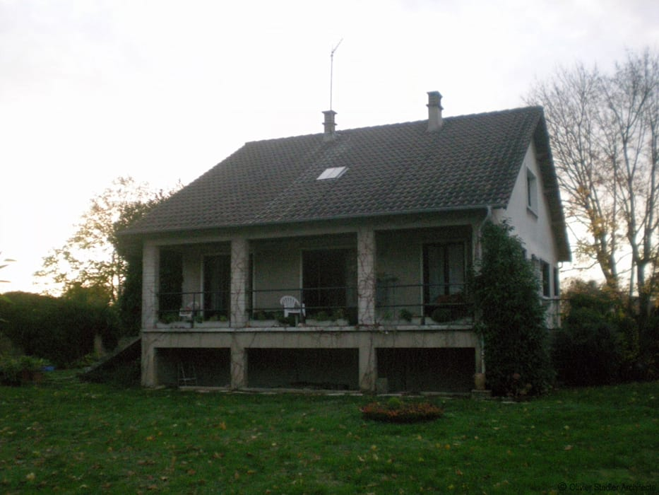 Casas  por Olivier Stadler Architecte