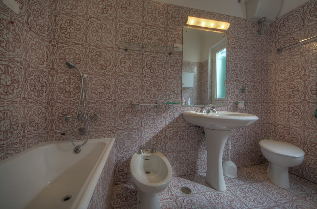 Emilio Rescigno - Fotografia Immobiliare Baños de estilo mediterráneo