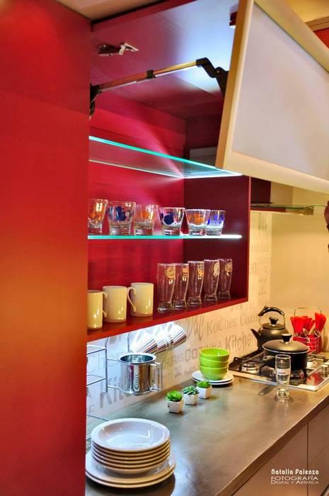 Cocina Contemporánea de D&C Interiores Moderno