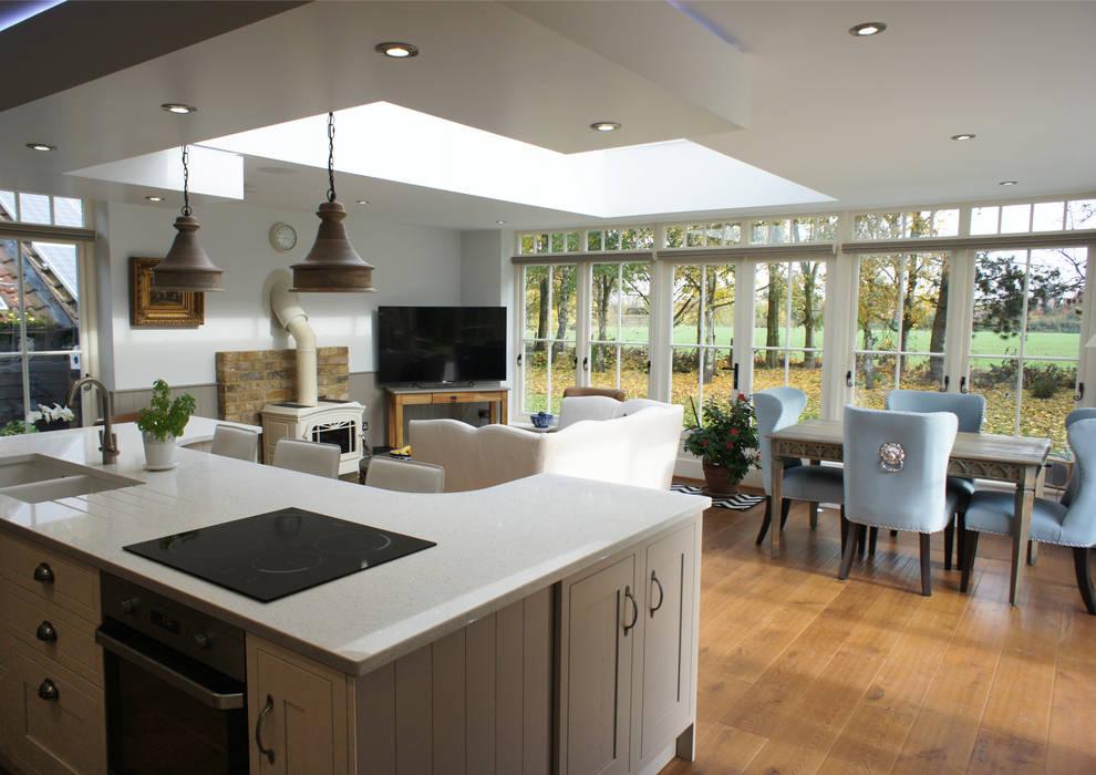 pedesaan  oleh 2A Design, Rustic Granit