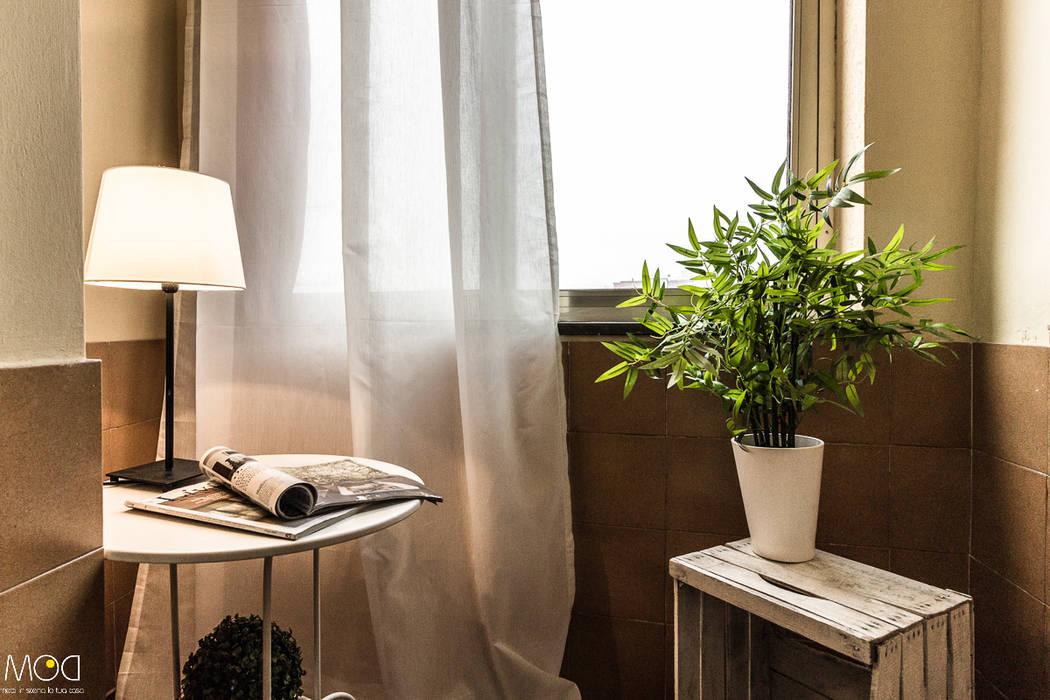 HOME STAGING_Caramello Michela Galletti Architetto e Home Stager Giardino d'inverno moderno