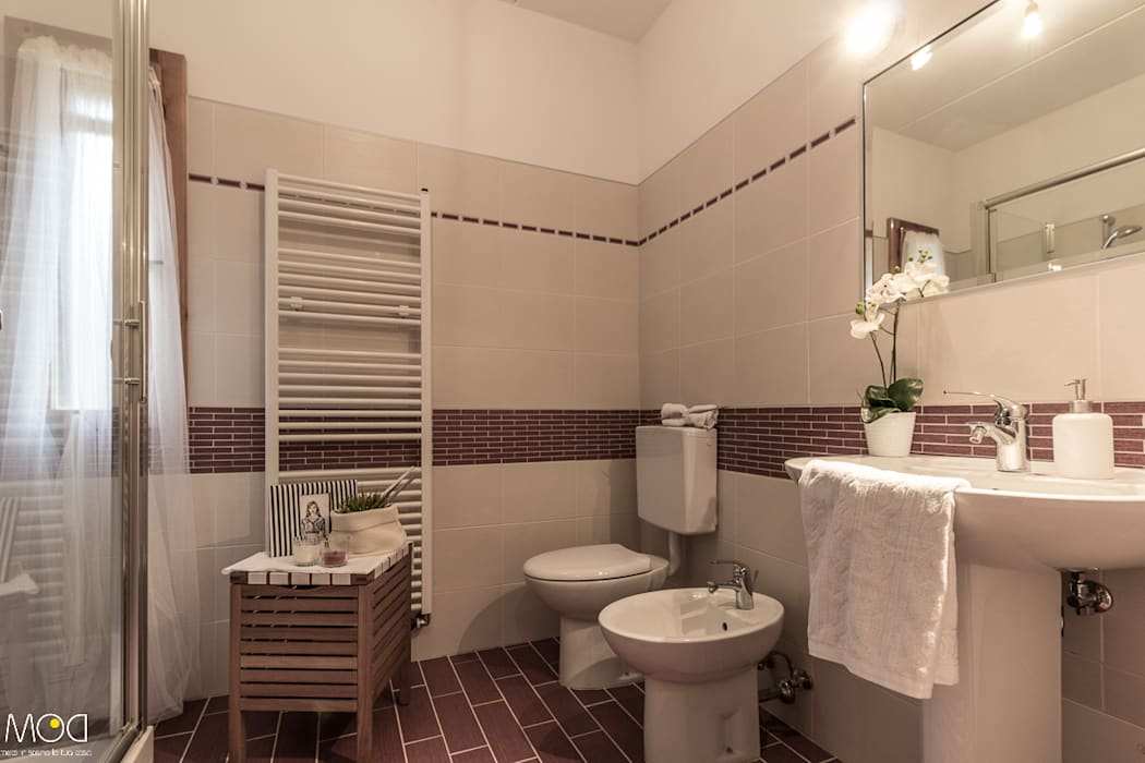 Baños de estilo moderno de Michela Galletti Architetto e Home Stager Moderno