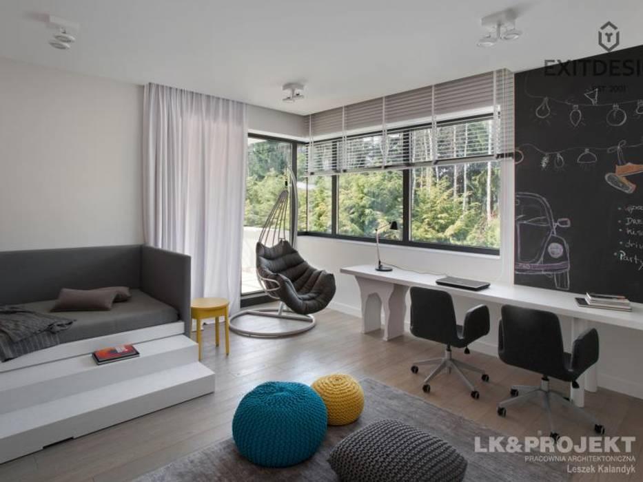 Modern Kid's Room by LK & Projekt Sp. z o.o. Modern
