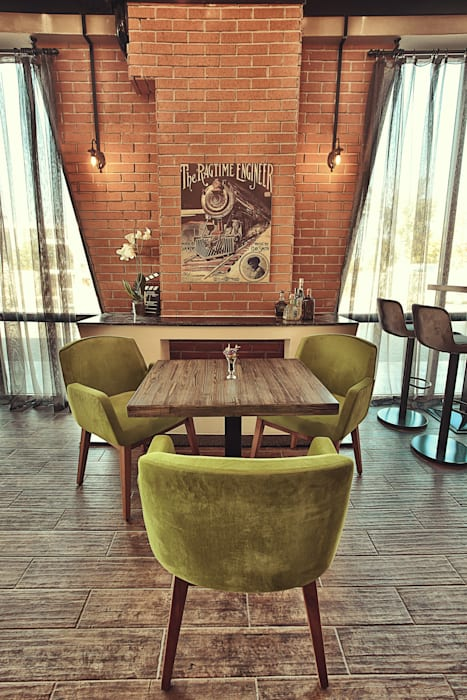 PART TIME DECORATION&DESIGN&ART – Bistro:  tarz Bar & kulüpler,