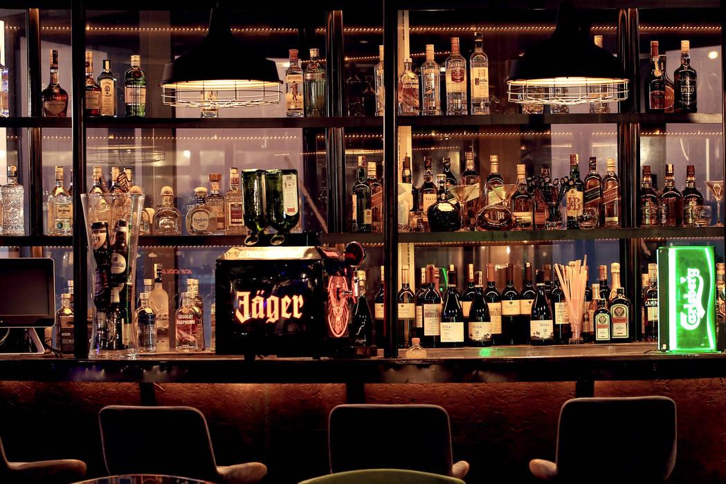 PART TIME DECORATION&DESIGN&ART – Bistro:  tarz Bar & kulüpler,